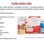 Teddy Eddie ABC - angielski dla dzieci Libiąż
