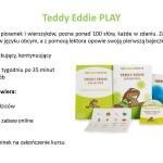 Teddy Eddie Play - angielski dla dzieci Libiąż