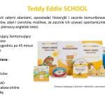 Teddy Eddie School - angielski dla dzieci Libiąż