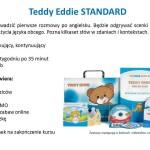 Teddy Eddie Standard - angielski dla dzieci Libiąż